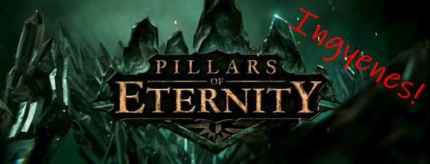 Ingyenes a Pillars of Eternity Definitive Edition!