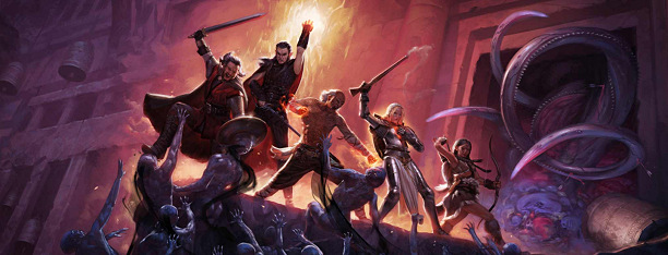 Pillars of Eternity kép